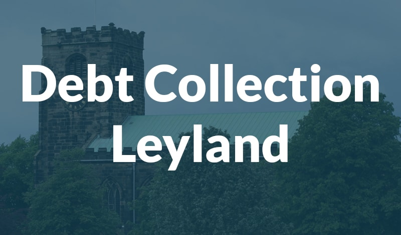 Debt Collection Leyland - 1